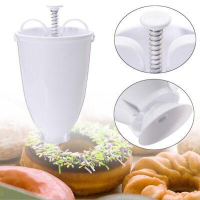 Learned Magideal Donut Maker Mold Kunststoff Gebäck Donuts Die Diy Küchenwerkzeug Elegant In Style Kitchen, Dining & Bar