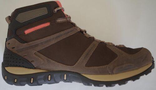 Columbia Culvert Mid Omni-Tech Waterproof Boots Women/'s  9-9.5-10 WIDE Cordovan