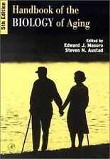 Handbook of the Biology of Aging, 5th Edition (Handbooks of Aging)-ExLibrary