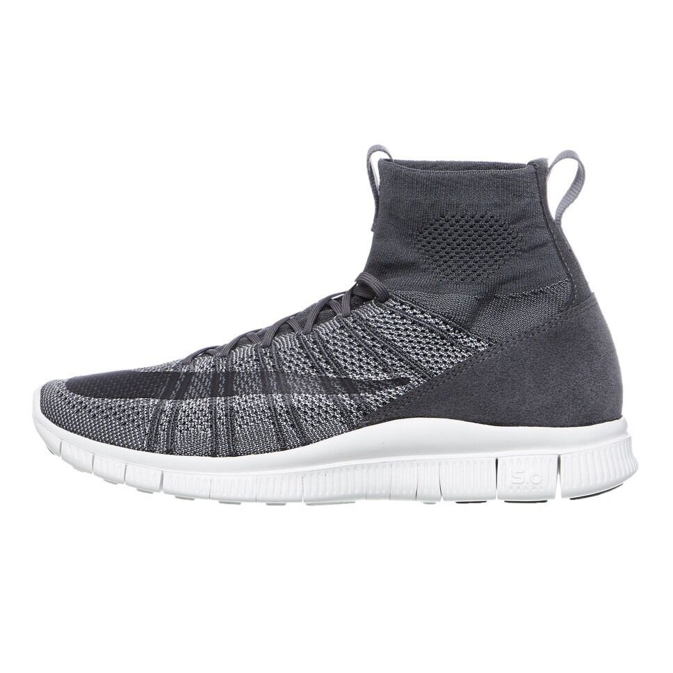 Nike Free Flyknit Mercurial Grau (Sold out world wide) in 9 US 9 in EU 42.5 3f9f56