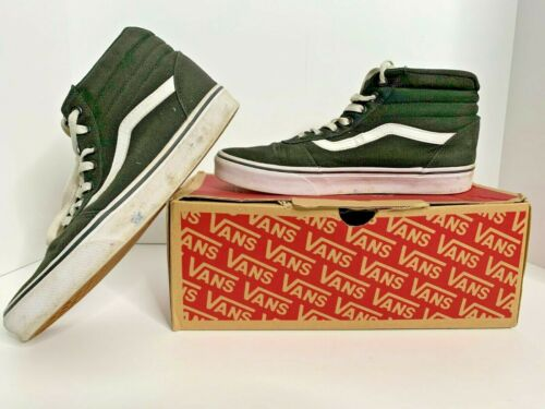 "Vintage Vans ""Off The Wall"" High Top Shoes by Vans"