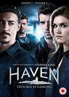 Haven Season 5 Volume 1 DVD 5030305108229 Emily Rose Lucas Bryant Eric B.
