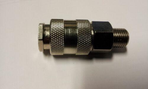 Quick Coupling NW 7,2 German Standard G 1//4 External Thread Female