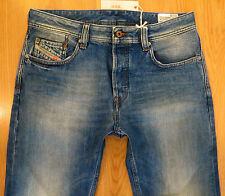 Diesel Larkee Men's Jeans, Wash 885V, Comfort-Straight, 31W x 32L, New/Tags