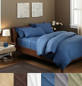100-Egyptian-Cotton-Flannel-Pillowcases-Set-of-Two-Pillow-Covers-Per-Set