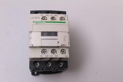 1 NC 45x77x86mm Schneider Electric lc1d12p7 Protège 3 Pôle 1 contacts NO