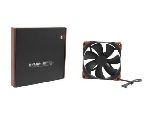 Heavy Duty Cooling Fan with 3000RPM 140mm, 4-Pin Noctua NF-A14 iPPC-3000 PWM