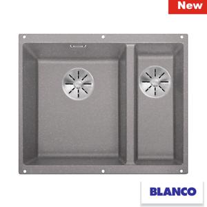 Blanco Subline 340 160 U 523550 Alumetallic Silgranit Undermount
