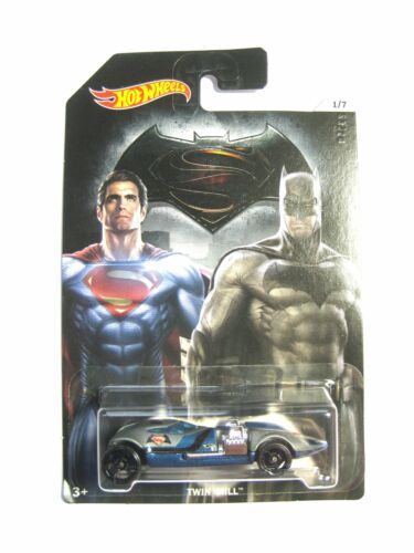 Superman Twin Mill 1:64 Hot Wheels Batman vs