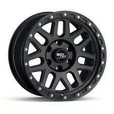 17 Rocktrix Rt110 17x9 12 Black Wheel Rim 6x1397 6x55 For Tacoma 4runner Fits 2004 Toyota Tundra
