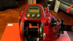 FREE-SHIPPING-KAIGEN-150-ELECTRIC-REEL-with-english-manual