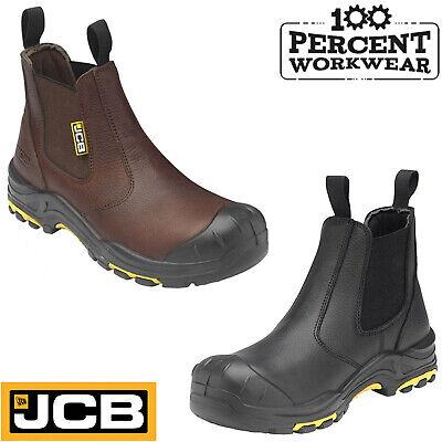 Heavy Duty JCB Water Resistant Leather