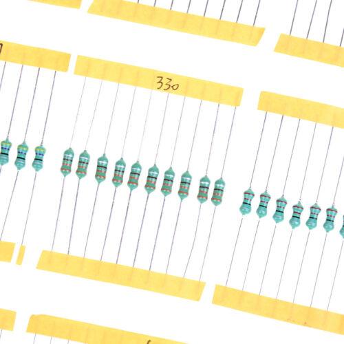 120pcs 0410 1//2W DIP inductors assortment kit 12 values 1UH-1MH  I