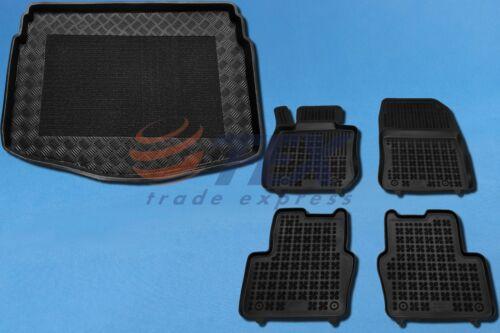 MAZDA cx-3 fond de tiroir inférieur 2015-aujourd/'hui tapis baignoire /& caoutchouc tapis de sol