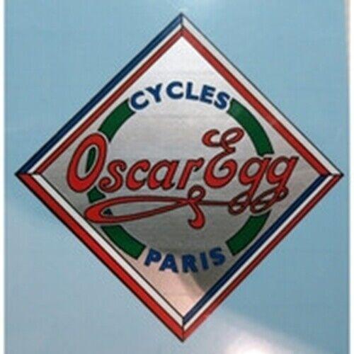 Sitz Crest Aufkleber Oscar Egg Kopf