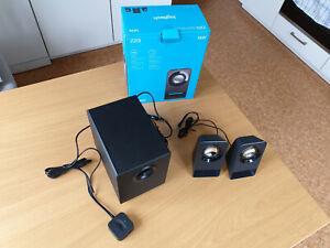 Logitech Z213 2.1 PC-Lautspreche