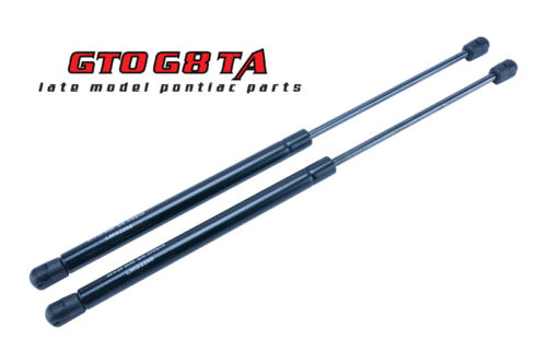 2008-2009 Pontiac G8 GT GXP Hood Lift Supports Springs Struts Shocks  PAIR!