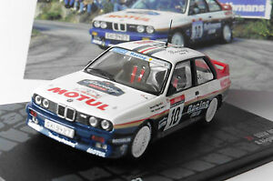 bmw m3 e30 10 beguin lenne tour de corse 1987 ixo altaya. Black Bedroom Furniture Sets. Home Design Ideas