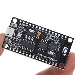 CH340G NodeMcu Wireless WIFI Module Connector Board Replace ESP-12E ESP8266 S/&K