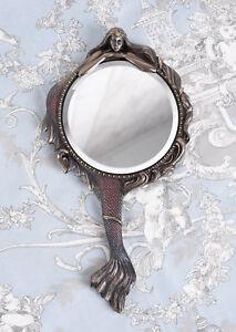 Spiegel Sonderabschnitt Frisierkommoden Spiegel Handspiegel Nixe Jugendstil Schminkspiegel Veronese Neu Um Jeden Preis