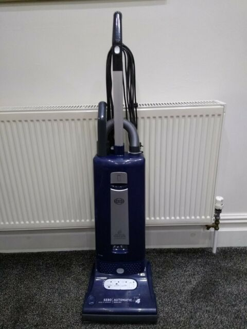 SEBO X4 Automatic Excel Eco Upright Vacuum Cleaner,