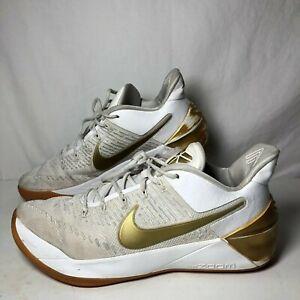 Nike Zoom Kobe A.D. 12 Big Stage White