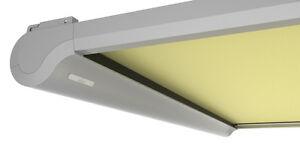 Weinor-Sottezza-II-Unterglasmarkise-400-x-400-cm-inkl-Funkmotor-und-Handsender