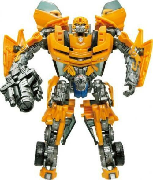 NEW Transformers Movie Screen Battles Sb-04 Capture Of Bumblebee  C1 F S