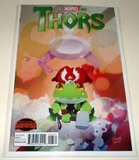 THORS # 3  Marvel Comic  Nov 2015  NM  THOR  Secret Wars   MANGA VARIANT COVER
