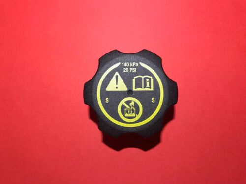 13598760 Genuine Holden Brand New Radiator Overflow Bottle Cap BK BL Astra
