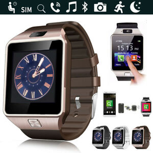 Unisex-Herren-Damen-Uhr-DZ09-Smart-watch-Bluetooth-Armbanduhr-Fur-Android-Handy