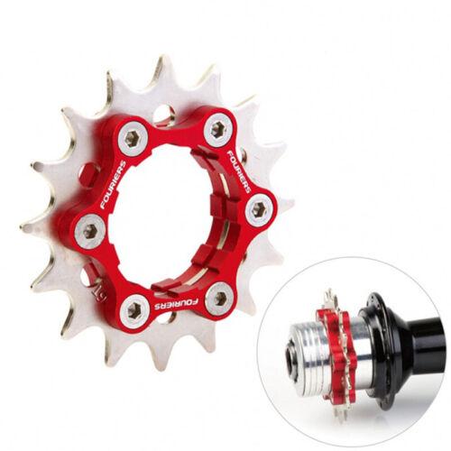 Freewheel Track Bike Single Speed Fixed Fixie Cog Sprocket Convertion Accessory