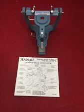 NEW HANAU HANAU-MATE Average Dental Articulator 165-1 Plain Line Lingual Access