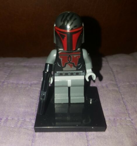 Authentic LEGO Star Wars Mandalorian Super Commando Minifigure sw494 75022