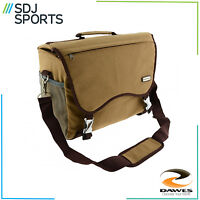 Dawes Traditional Heritage Canvas Side Pannier Bag 16l Bike Cycle Touring