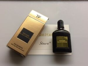 New Tom Ford Black Orchid Edp Eau De Parfum Mini Splash Bottle 014