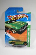 Hot Wheels 2011 Super Treasure Hunt `71 Mustang Funny Car