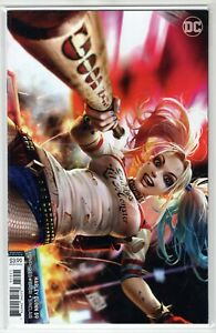 Harley-Quinn-Issue-59-Variant-Cover-DC-Comics-1st-Print-2019-NM