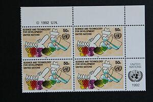 Vereinten-Nationen-New-York-Briefmarke-Briefmarke-Yvert-Und-Tellier-N-616-x