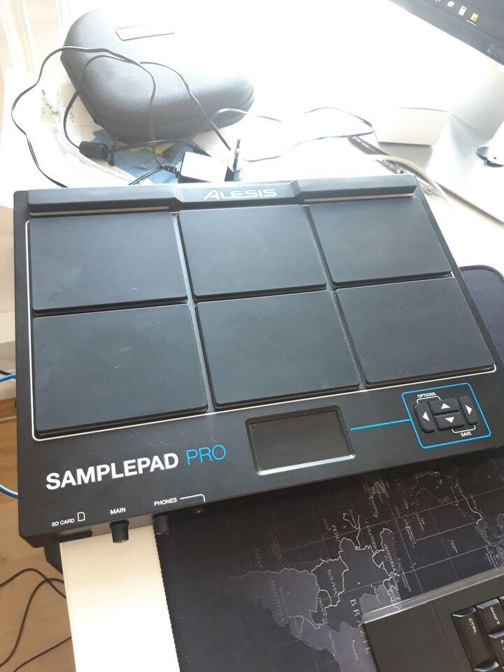Elektronisk slagtøj, Alesis Sample Pad Pro / Drum Pad