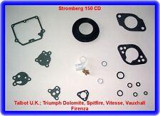 Triumph Spitfire,Vauxhall,Stromberg 150 CD Rep.Satz
