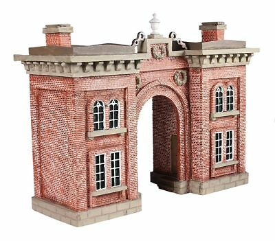 Streng History Works-perry Miniatures #acw55010 Evergreen Cemetery Gate - Gettysburg -