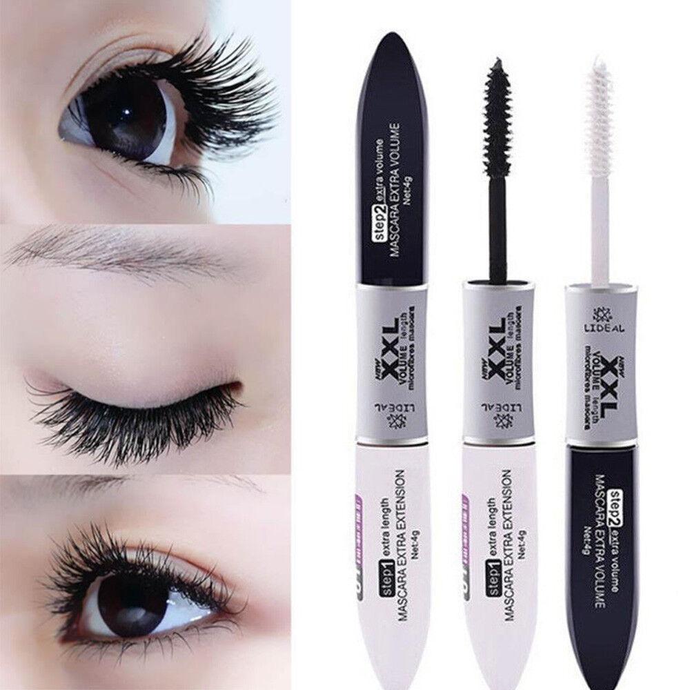 663ee436ccb Double Extend Beauty Tubes Mascara Blackest Black Eyelash Extension ...