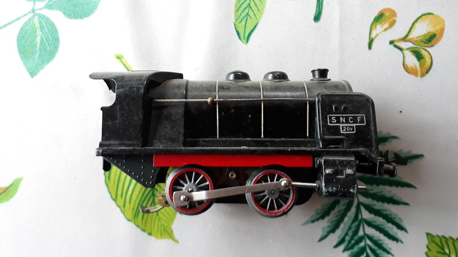 HORNBY - Locomotive vapeur O20 SNCF 35mm sans tander
