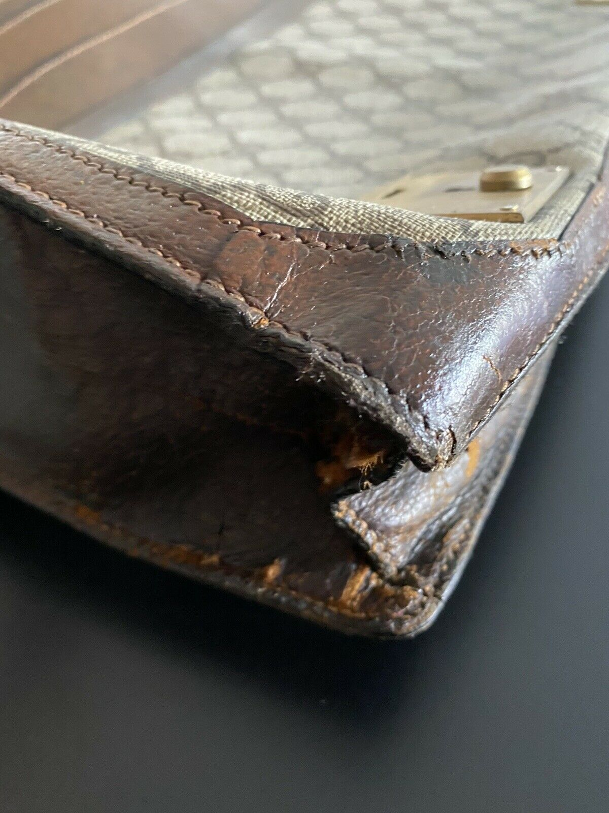 💼Vintage Authentic Gucci Briefcase: 1970s Collec… - image 9