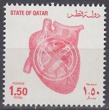 Qatar 2003 ** Mi.1215 Stop Smoking Rauchen Gesundheit Health Medizin Medicine