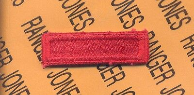 12th Special Forces Group Airborne SFGA CANDY CANE Striker Bar patch #3