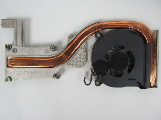 Genuine Dell Latitude E6410 ATG CPU Heatsink /& Cooling Fan KTPRC 0KTPRC TNP01