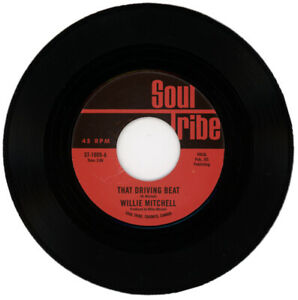 WILLIE-MITCHELL-034-THAT-DRIVING-BEAT-034-NORTHERN-SOUL-60-039-s-CLUB-CLASSIC