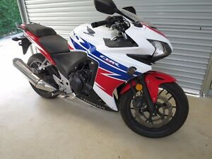 HONDA-CBR500-R-ABS-BRAKE-SYSTEM-MODULE-PUMP-MOTORCYCLE-ONLY-6500-KM-OEM-PARTS
